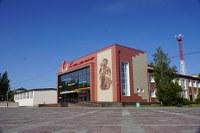 Площадь С.Озеро