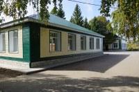 Школа с.Глядень