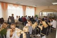 Школа С.Озеро столовая